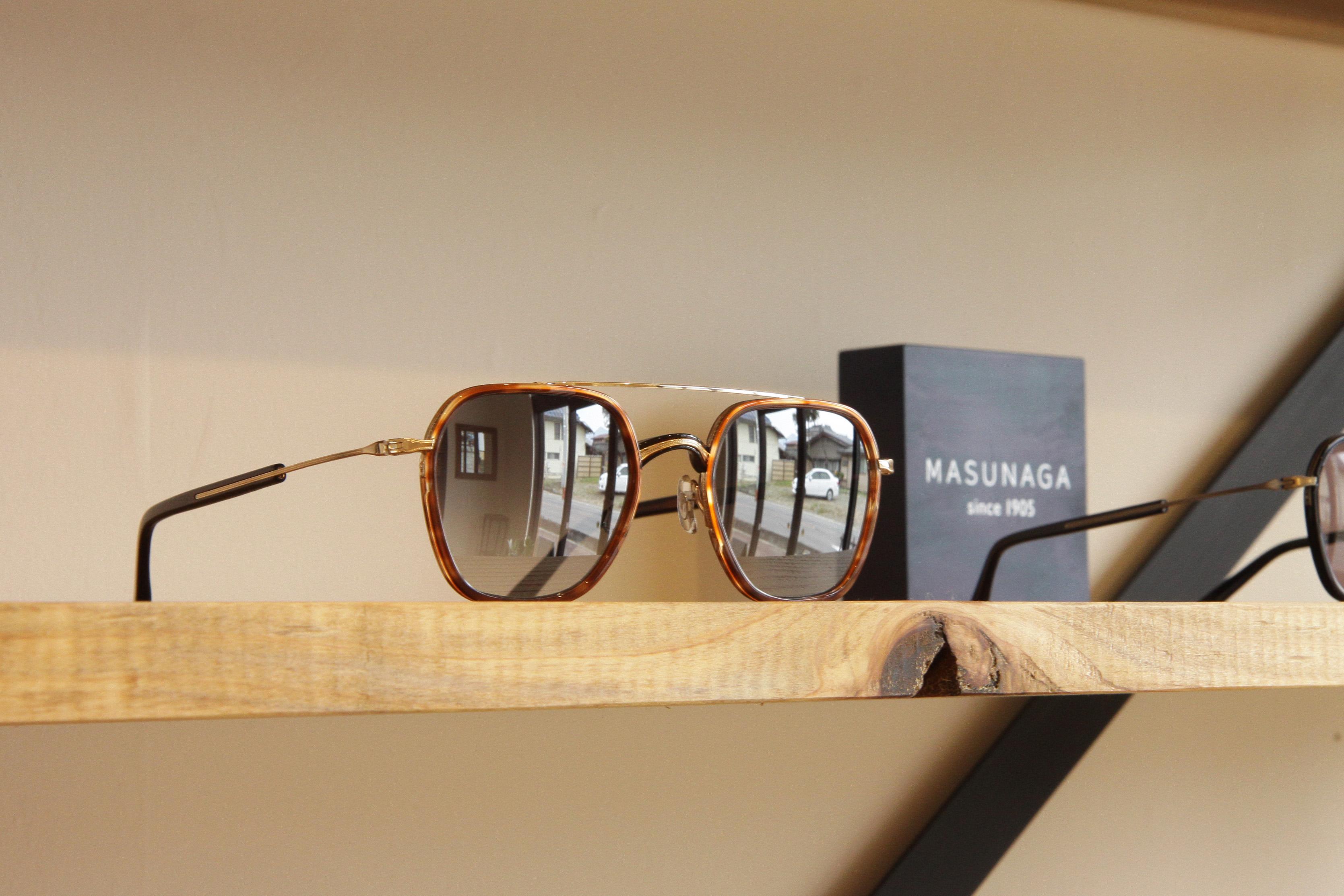 MASUNAGA(増永眼鏡)-GMS-115SGのご紹介