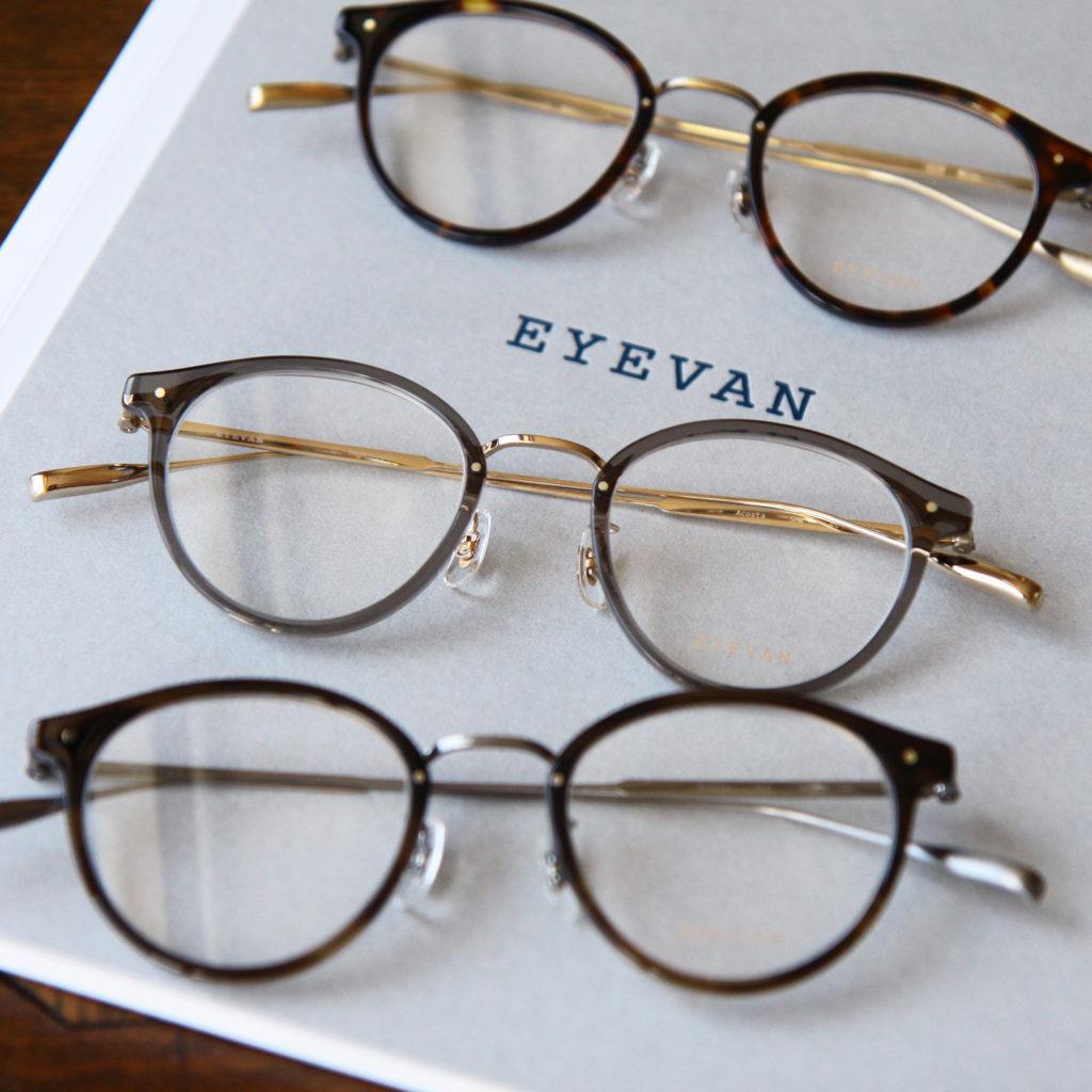 EYEVAN(アイヴァン)のメガネAcosta